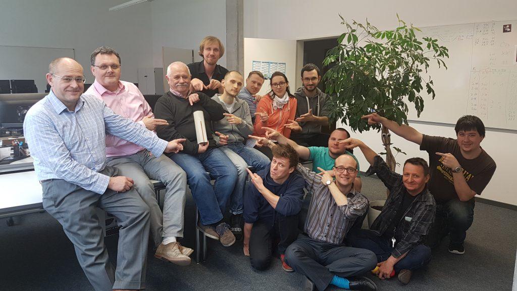 Das Team der Sonovum AG