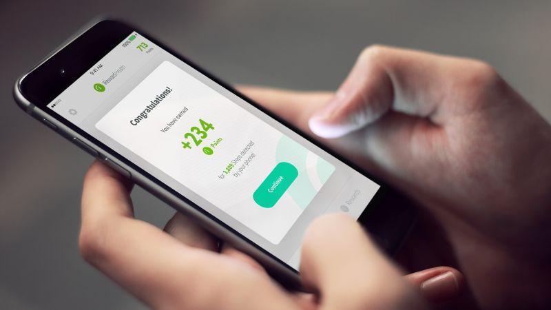 Auch das ist Digital Health: iRewardHealth will mit App und Algorithmen zu einem gesunden Lebensstil motivieren