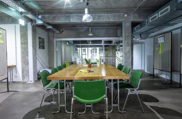 Impact Hub Ruhr Workshop Space Essen betacareers